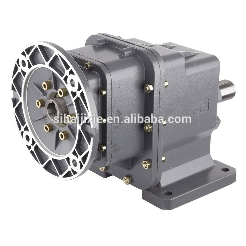 Src Helical Gearbox Speed Reducer Without Electric Motor