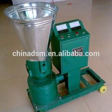High Efficiency Flat Mode Particle Machine/Pellet Machine