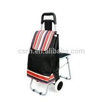 foldable shopping bag polyester RH-FT05
