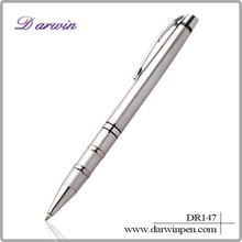 Trading company names metal pen refill metal body ballpoint pens