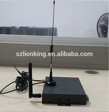 R50 series Industrial 32bit 3G 4LAN 1WAN RS232 Wireless GPRS WCDMA/HSUPA/HSPA+/EVDO M2M WIFI 2 wan port router