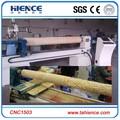 bastão de beisebol baratos torno automático de madeira máquina de fabricar cnc1503