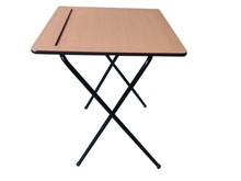 Cheap folding exam school table