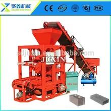 low investment high profit business concrete machine building blocks production line QTJ4-26