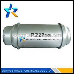 Competitive Refrigerant Gas R227ea FM200 99.9% purity