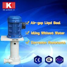Industry dry liquid seal submersible pump