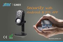 GM01 gsm kamera sms alert alarm system for power failure technology wall clock hidden camera