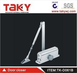 TK-D061B 162*19cm dimension alumium door closer