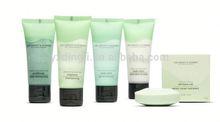carry bag for travelling /disposable hotel shampoo tubes/ transparent hotel shampoo bottles /good quality bottle conditioner