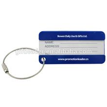 Aluminum Travel Case Tag Accessories