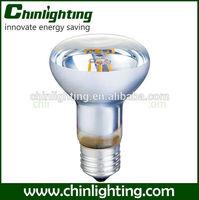 Standard Reflector 4w high brightness filament led bulb e27 light bulb display case 4w r63 e27 filament led light bulbs