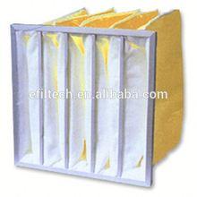 bag filter pocket filter f8 bag filter en779