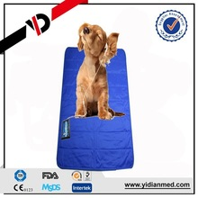 2015 new products FDA pet dog ice gel pad