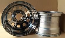 steel wheels , spoke rims, modular wheels