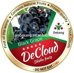 New Invention Dekang Shisha Fruits - Black Grape Flavor