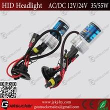 Hot selling led hid headlight kit 35w high bright led hid headlights