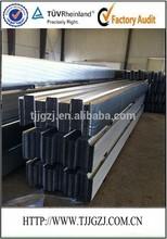 0.7-1.2mm Prefabricated galvanized flooring steel deck/high quality floor steel decking sheets