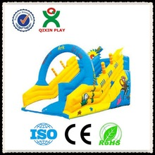 Funny park children outdoor inflatable water slides for sale,bounce houses for sale,bouncy castles