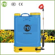 backpack engine power sprayer