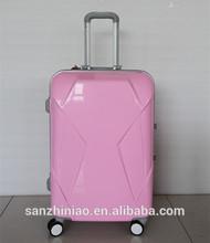 PC luggage travel trolley bag luggage set/luggage cover