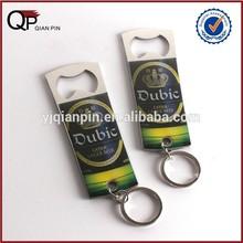 Hot Sale Custom Beer Cheap Bottle Opener Keychains
