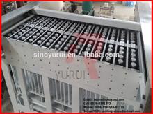 4-52blocks/mould China gypsum block plant