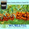 Free Sample 100% Natural Pure Seabuckthorn Fruit Oil Sea Buckthorn Oil Seabuckthorn Seed Oil