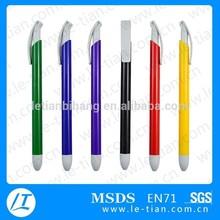 PB-040 Plastic multi color pen