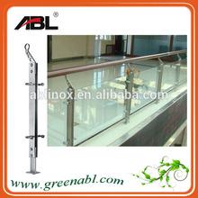 Combination of technique mirror finish glass mirrored column