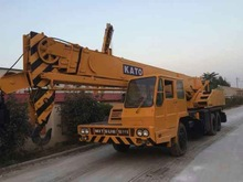 Japan 25 Ton Kato NK250E Truck Crane for Sale