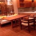 Eco- amigável bambu decorativo paredes e pisos de cor natural revestimento de bambu vertente