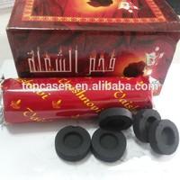 White ash shisha charcoal for SHI SHA smoking