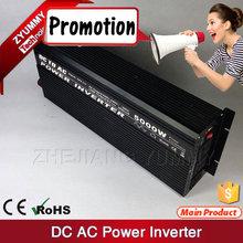 High & Low Voltage Isolated Grade A Peak Power 10000 watt power inverter