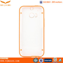 Mobile phone bumper for htc cover