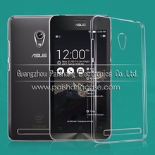 Transparent ultra slim cellphone case for ASUS Zenfone 6