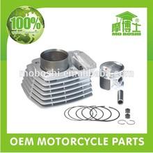 Aftermarket 125cc Motorcycle Engine Parts/big bore cylinder kit