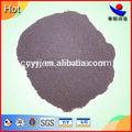 Poudre de sica/si-ca 1-3mm poudre de silicium de calcium en poudre