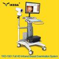 1080p full hd mama termografia de inspeção de equipamentos para glândula mamária