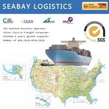 International cargo ship from china to usa