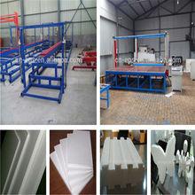 Complete Puduction Line, EPS Foam cnc Cutting Machine