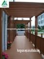 eustaquio de esgrima se utiliza para la venta de jardín wpc esgrima como la madera real
