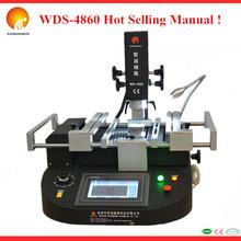 Factory price WDS-4860 infrared bga chips soldering machine for mobile gpu chips repairing