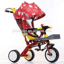Kids three wheel bike/baby tricycle new models/children trike