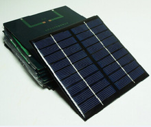 High efficiency customized design 73*67mm 2v 0.5w small size solar cell panel for solar charger/ led light