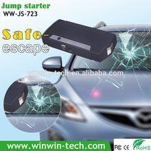 16800mah mini size auto 12v psp emergency jump starter