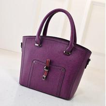 Women gender PU leather handbag/tote bag /messenger bag wholesale