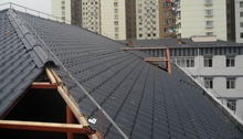 Lasting color fast installation color roof philippines with high quality