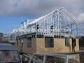 2015 nouvelle architecture design villa structure en acier