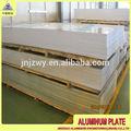 Placa de aluminio / hoja de 5 mm de espesor
