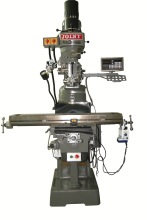 CE quality high precision Taiwan imported head 4VA milling machine